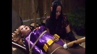 Lesbian Super Heroines Submit Part 3